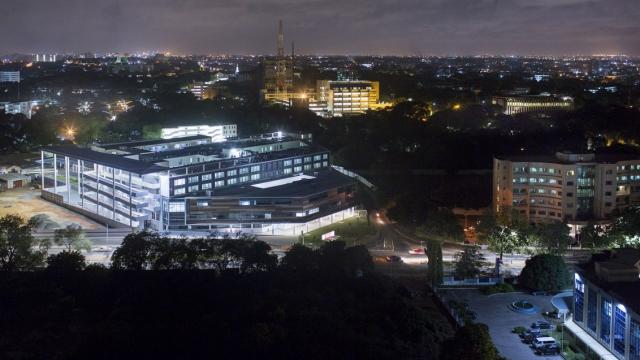 RIDGE HOSPITAL-Ghana