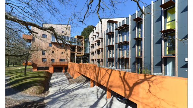 Grand Carcouët housing