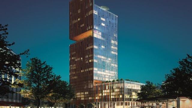 Manhattan Loft Gardens Tower