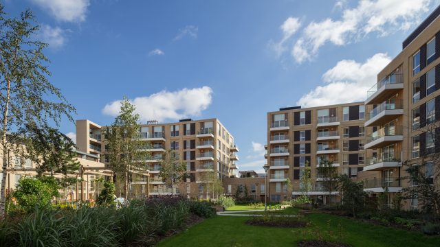 Canning Town (phase 1)
