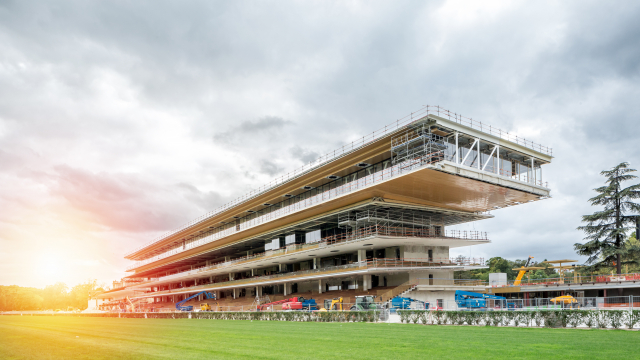 ParisLongchamp Racecourse