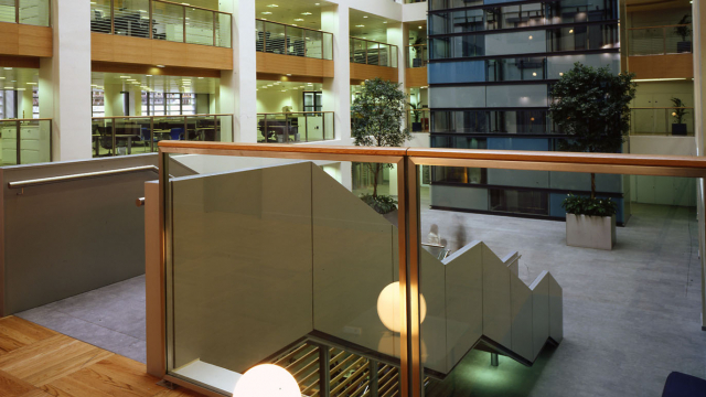 Home office Bouygues Construction