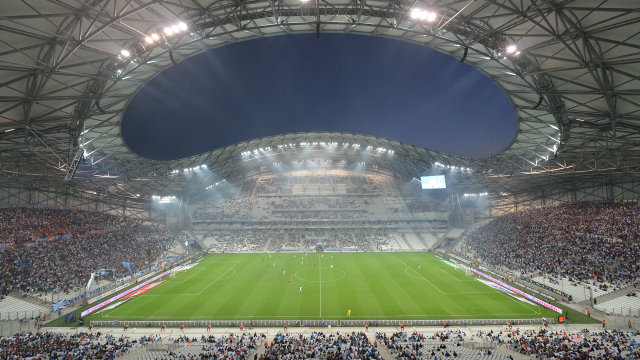 The Stade Vélodrome