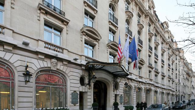Hôtel Royal Monceau