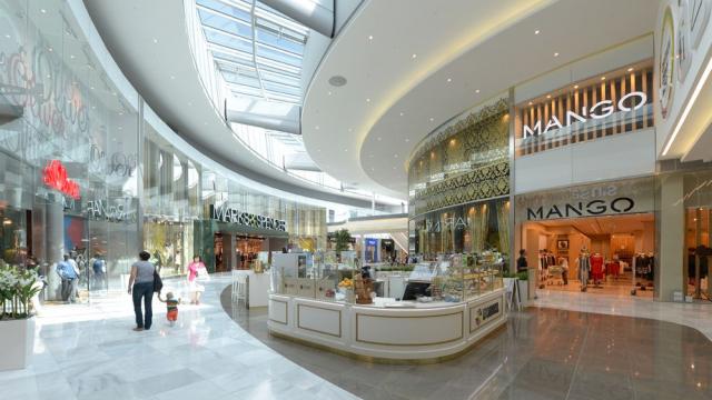 Cerny Most shopping centre
