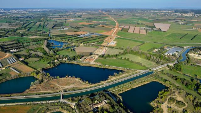 Contournement Nîmes-Montpellier
