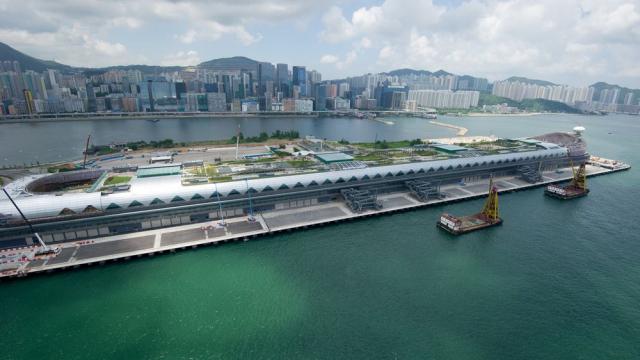 Kai Tak Cruise Terminal Building