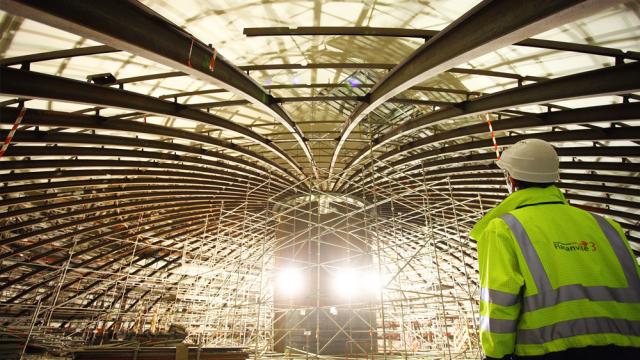 EPR reactor in Flamanville