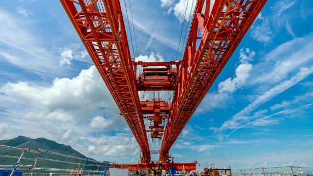 The Macao Bridge