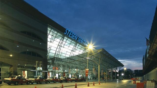 Kuala Lumpur central station