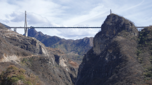 The Baluarte Bridge