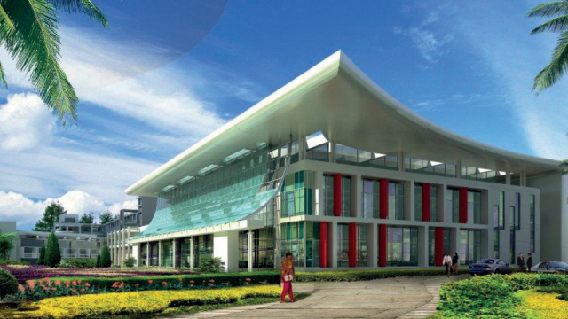 National oncology centre