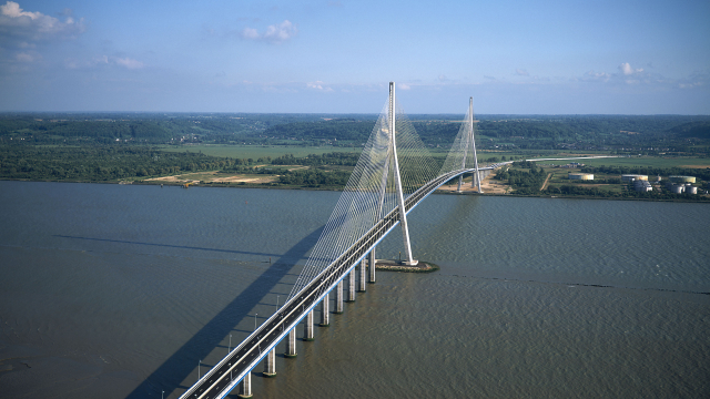 The Pont de Normandie
