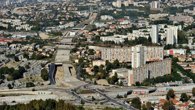 Rocade L2 de Marseille