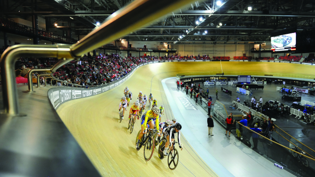 French National Velodrome