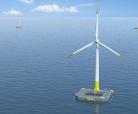 Floatgen, première éolienne en mer en France
