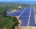 Centrale solaire de Negros, Philippines