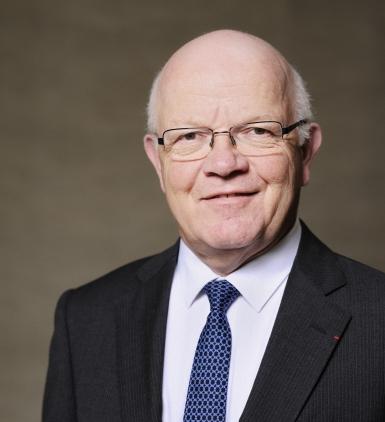 Philippe Bonnave, P-dg de Bouygues Construction
