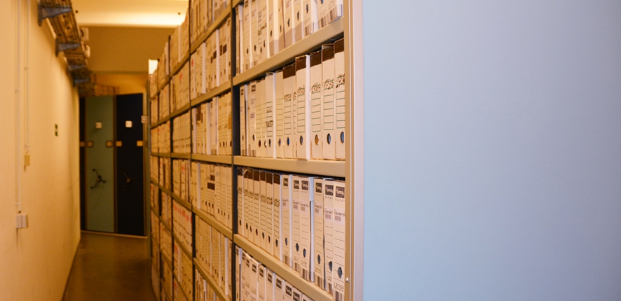 Bouygues Construction's Archives