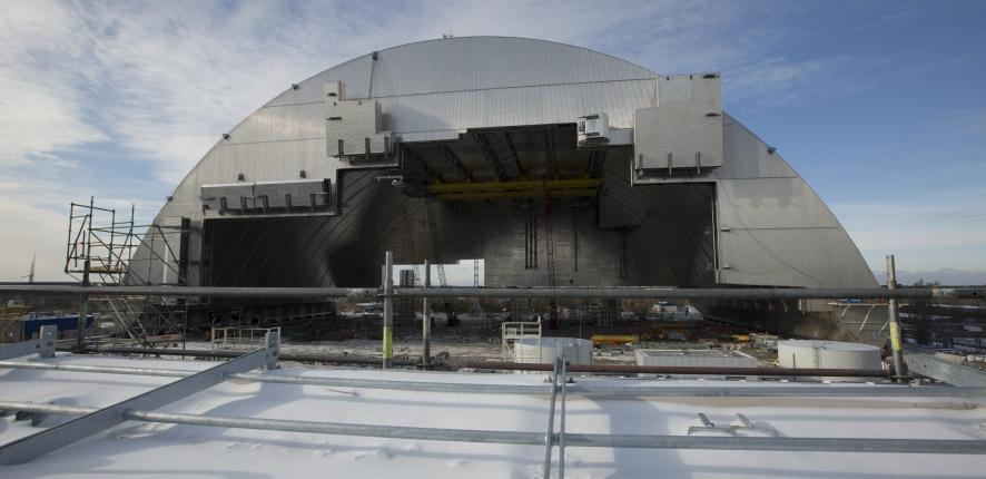 Tchernobyl - Arch Slides