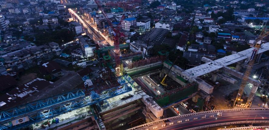 Ligne métro Bangkok
