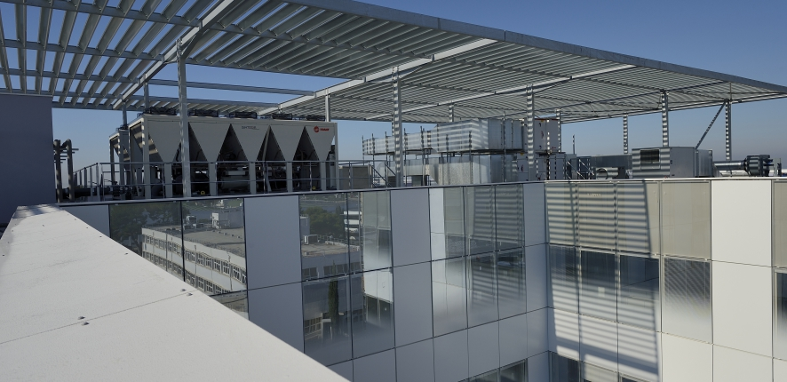 Marignane Development Centre - Bouygues Construction