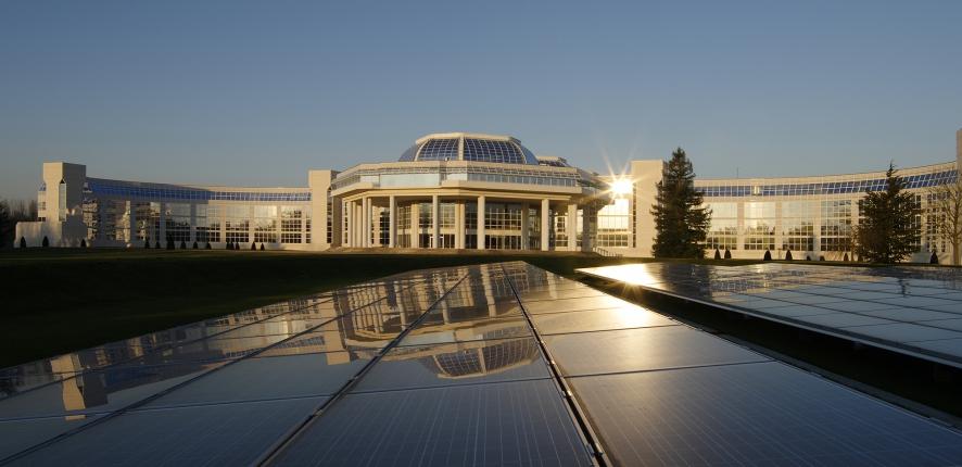 Rénovation durable : Challenger obtient la triple certification HQE®, LEED®, BREEAM®