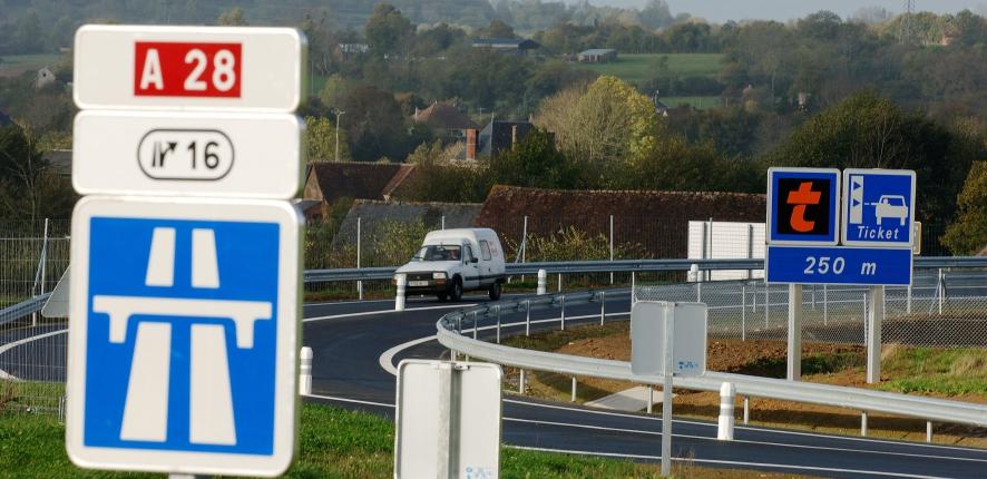 Concession de l'autoroute A28
