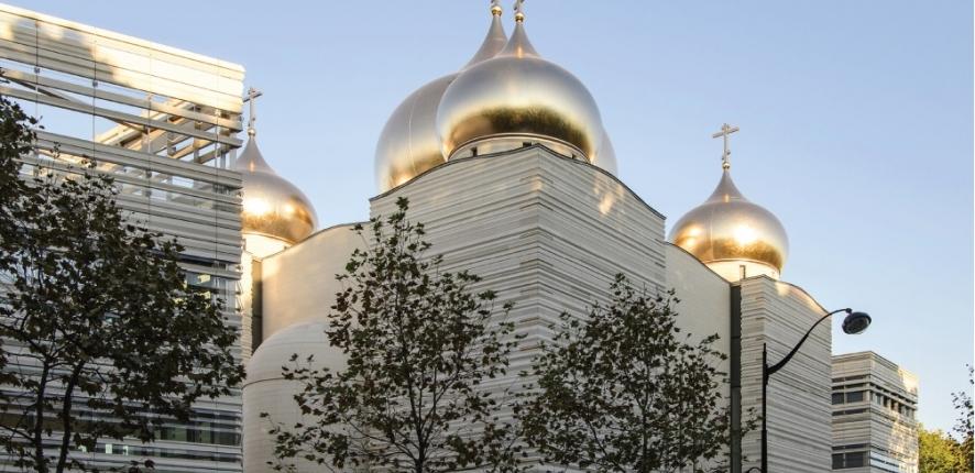 Centre Spirituel & Culturel Orthodoxe Russe à Paris