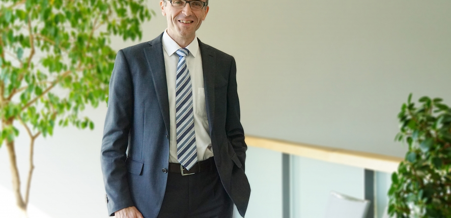 Cyrille DE LA BORDE, Président de Bouygues Bâtiment Centre Sud-Est