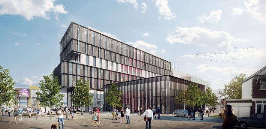Cardiff Innovation Campus