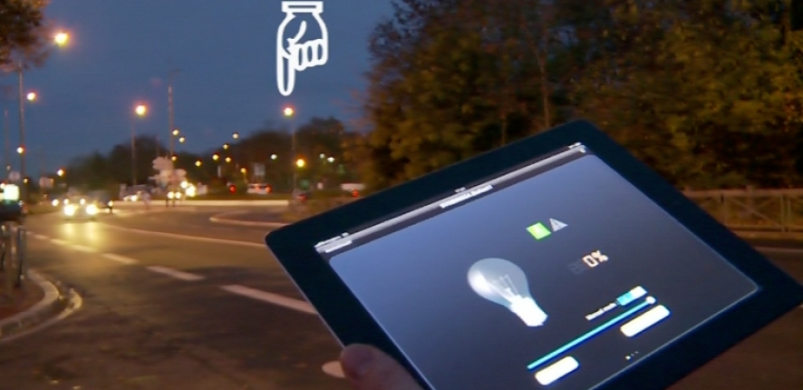 Citybox® : smart public lighting
