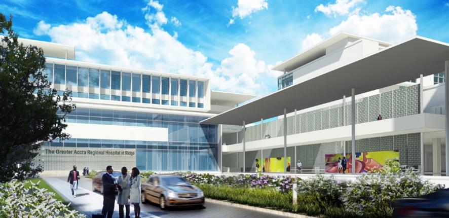 Ridge Hospital, Ghana