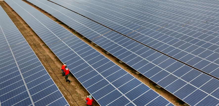 Soleq Solar powerplant , Thailand