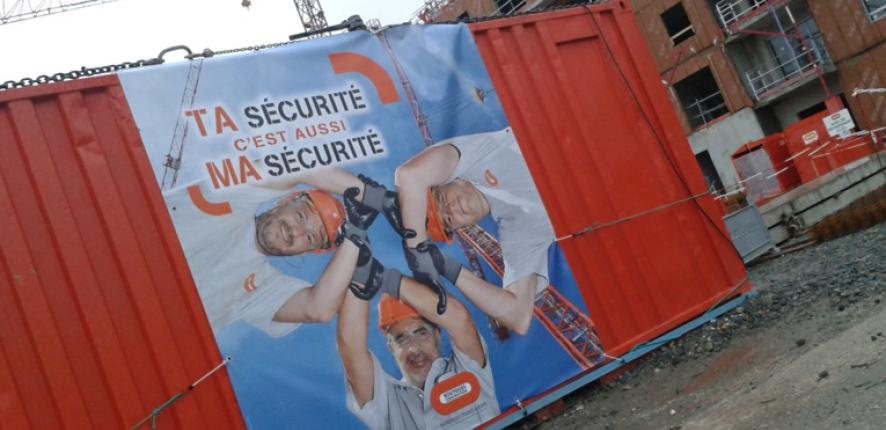 Ta sécurité, c'est aussi ma sécurité