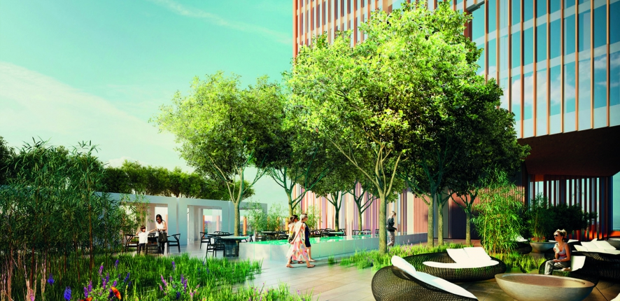 Manhattan Loft Gardens