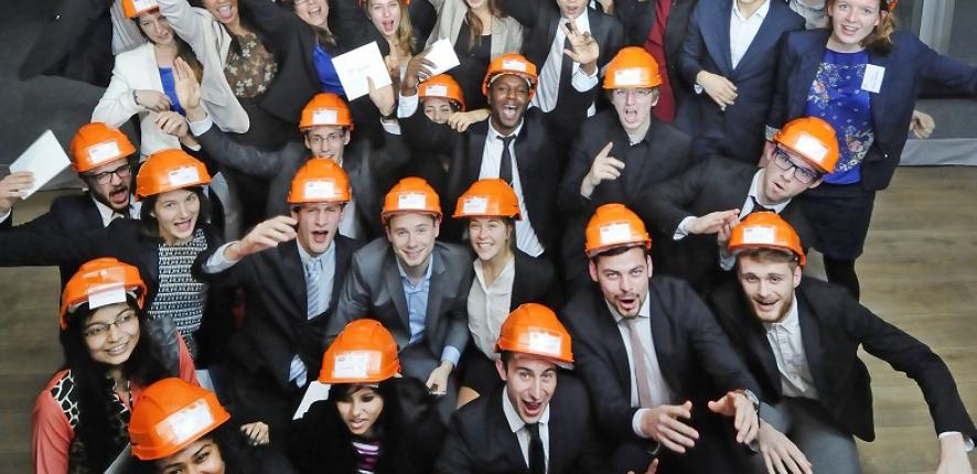 Le Défi Bouygues Construction récompense un projet d'éco-quartier connecté et humain