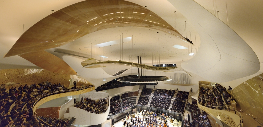 Paris Philharmonic Hall