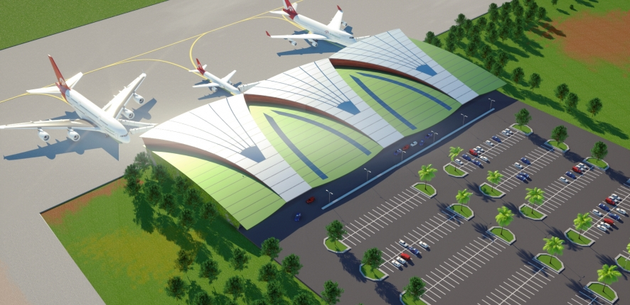 Madagascar new airport