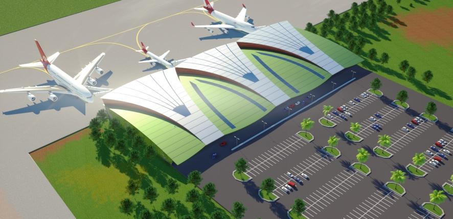 Nouvel aéroport Madagascar