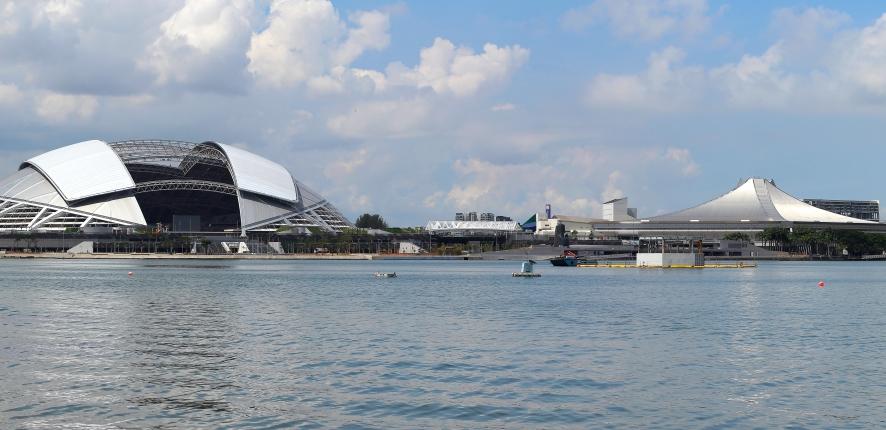 Le Sports Hub - Singapour