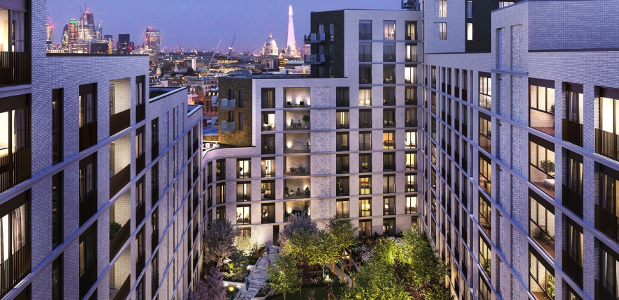 Bouygues Uk A British Subsidiary Of Construction Has Been Ointed By Taylor Wimpey Central London One The United Kingdom S Leading Property