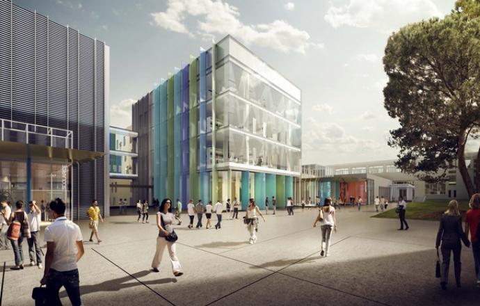 Campus Nouveau Tertre