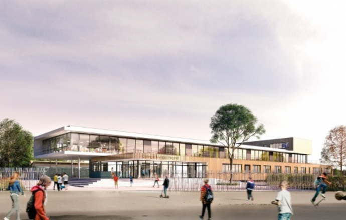 Marcel Pagnol College - Noyen-sur-Sarthe