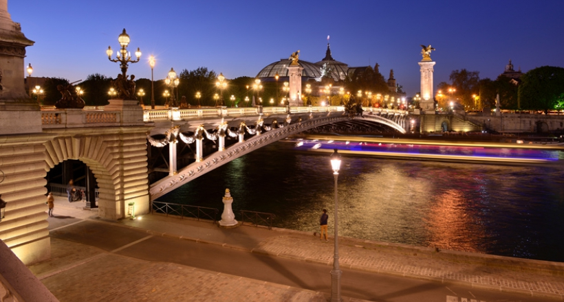 Marche de performance énergétique de la Ville de Paris - France