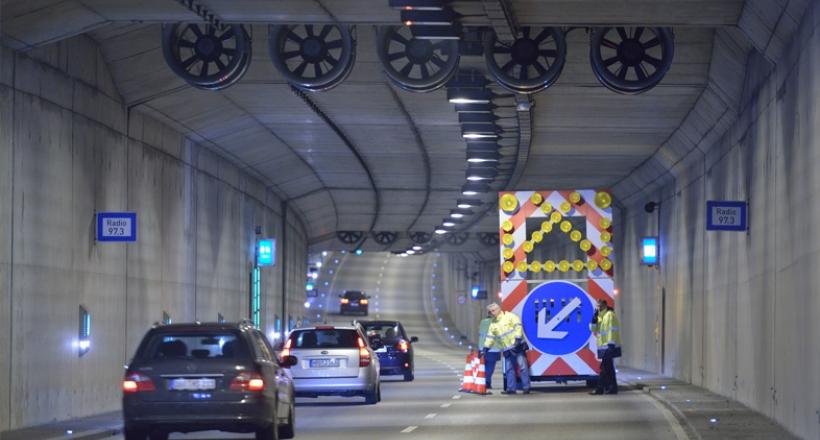 Tunnel de Rostock