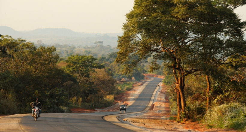 Route Garoua Boulaï-Nandéké
