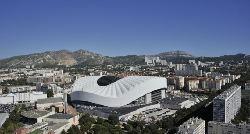 The Stade Vélodrome