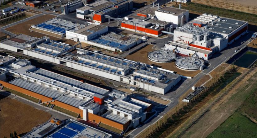 Station d'apuration des Grésillons 2 à Triel-sur-Seine