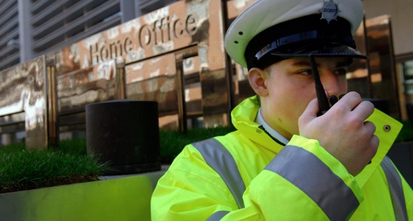 Facility management du Home Office - UK